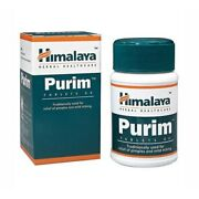 5 X Himalaya Purim 60 Tab The Natural Therapy For Healthy Skin Deliver In 3-5day