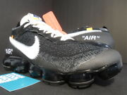 Nike Air Vapormax Fk Flyknit The 10 Off-white Black Clear Max 90 Aa3831-001 9