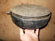 Vintage Oil-bath Air Cleaner 1940s 1950s Chevy Ford Dodge Jeep International