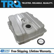 Trq Diesel Fuel Tank Rear 40 Gallon Zinc Coated Upgrade For Ford Truck