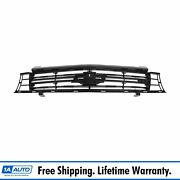 Oem Zl1 Hot Wheels Edition Grille Black For 12-15 Chevy Camaro New
