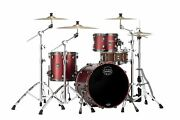 Mapex Saturn Evolution Hybrid Tuscan Red Lacquer Straight Drums 20x1612x814x14
