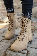 New Chekich Ch051 Menand039s Boots Outdoor Ranger Boots Winter Shoes Army