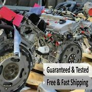 2017 Subaru Legacy 2.5i Premium Engine Assembly 10100cd010