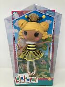 Lalaloopsy Royal T. Honey Stripes Large Full Size Doll New In Package