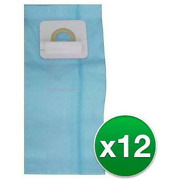12x Vacuum Cleaner Bags For Riccar 1200 1600 2000 4000 Simplicity Type A