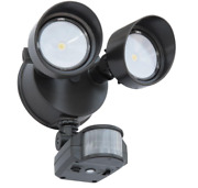 Lithonia Lighting 180-degree Motion Activated Outdoor Led Security Flood Light