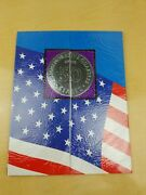 Commemorative Quarters Of The 50 States Collection Album Vtg Factory Sealed F.