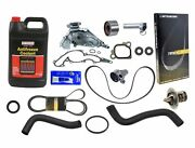 🔥aisin Water Pump And Timing Belt Kit With Hose For Toyota 4runner 4.7l 2002-04🔥