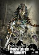 Coomodel X Ouzhixiang 1/6 Scale 12 Monster File Series Mummy Standard Edition
