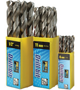 Pe+ High Quality Strong Hss Drill Bit 1 Piece For Metal,iron,hard Wood Drilling