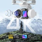 Professional Dreamer Drone With 4k Hd Fpv Camera Helicopter For Photography Brus