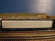 N Scale Centerbeam Lumber Load Canyon River  2 Pcs