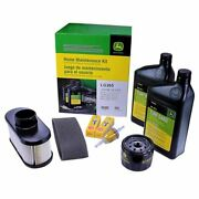 John Deere Home Maintenance Kit Lg265 X320 Lawn Tractor Sn 180001 And Above