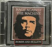 Rare Rage Against The Machine - Bombs And Bullets Plus A Bonus Track Nm