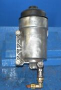 Mercedes Mbe4000 Engine Fuel Filter Base A5410920503 No Core --- 4485