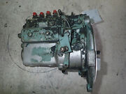 Ford 2711 2711e Diesel Engine Simms Fuel Injection Pump P5087/1