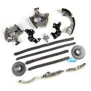13pcs Engine Timing Chain Tensioner Kit Fit For Audi A4 A6 A8