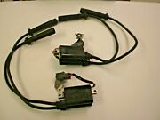 2 Used Yamaha Outboard Coil Packs 68v-82310-00-00 2000-2018 F115hp