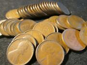 1909-vdb Lincoln Cent Roll Better Roll Dealer Special Xf Plus Bb