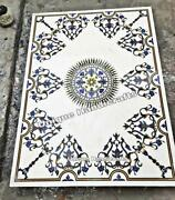 Marble Dining/coffee Table Top/ Center Table /garden Table /stones Inlay Art