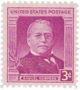 1950 Samuel Gompers Mnh Stamp From Usa