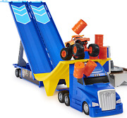 Monster Jam 6058258 - Official 2-in-1 Transforming Hauler Playset With Exclusive