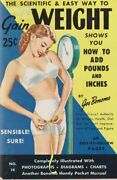 The Scientific And Easy Way To Gain Weight - Bonomo No. 14 Pocket Manual