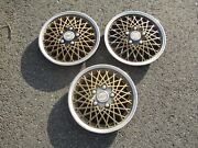Factory Chevy Monza Corvair Celebrity 13 Inch Mag Style Hubcaps Wheel Covers