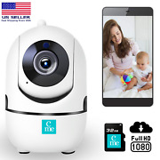 1080p Wireless Indoor Wifi Home Security Camera Elderly Baby Monitor Dog Pet Spy