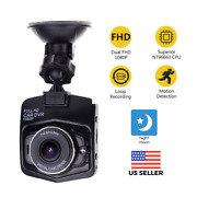 2.4and039and039 Full Hd 1080p Dash Cam Car Dvr Front Or Rear Camera Night Vision G-sensor