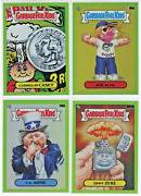 2020 Topps Garbage Pail Kids Gpk Chrome Green Refractor /299 - Pick From Lot