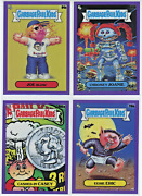 2020 Topps Garbage Pail Kids Gpk Chrome Purple Refractor /250 - Pick From Lot