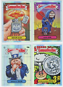 2020 Topps Garbage Pail Kids Gpk Chrome Prism Refractor /199 - Pick From Lot