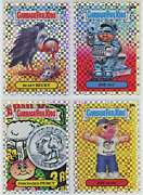 2020 Topps Garbage Pail Kids Gpk Chrome X-fractor Refractor /150 - Pick From Lot
