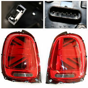 For Mini Cooper Tail Light Assembly 2014-2018 Lh/rh Pair Convertible Hatchback