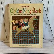 The New Golden Song Book Mary Blair 1964 Rare Beautiful Art Work By Mary Blair