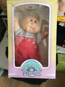 Cabbage Patch Kids Doll With Birth Certificate