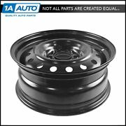 Dorman 16 Inch Steel Replacement Wheel Rim New Each For 06-12 Fusion Milan