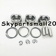 Std Piston Pin And Clip W Rings For Yanmar 3tna68 3tne68 Engine One Engine