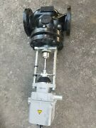 Armstrong 3cl150 3 Inch Control Valve Electric Actuators