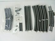 Life-like Trains 8863 Misc Parts Tracks Couplers Joiners Wires Rerailer 11500