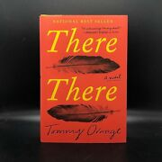 Orange, Tommy. There There. Ny Alfred A Knopf, 2018. Signed. 1st Edition.