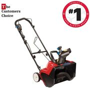 Best Toro Electric Home Snow Blower Powerful Fast Efficient Thrower Black Depot