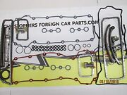Jaguar V8 1997 And 1998 4.0 L Complete Timing Chain Kit High Milage Kit And Gears