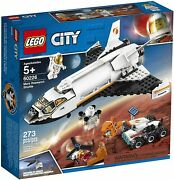 Lego City Space Mars Research Shuttle 60226 Space Shuttle Building Kit New