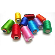 Wholesale Spools Of Silk Thread Indian Silk Embroidery Threads Jewelry Sewing
