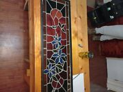 Window Panel Antique Stained Glass Windows
