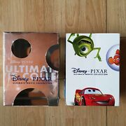 Disney Pixar Ultimate Movie Collection Toy Story A Bub's Life Monsters Nemo Dvd
