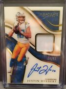 Justin Herbert 2020 Immaculate Collection Rpa On-card Auto /49. Hot